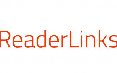 We're proud to bring you… ReaderLinks!